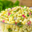 Baked Chilly Corn