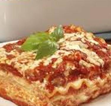 Baked Lasagne