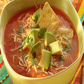 Cheese Cliniro Soup