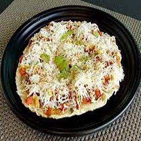 Cheese Masala Papad