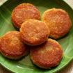 Corn Tikki / Raja Kabab