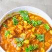 Corn Tomato Bhartha