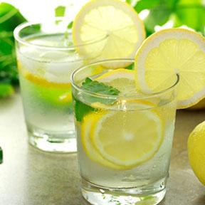 Fresh Lemon Soda