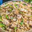 Mashroom Fried Rice
