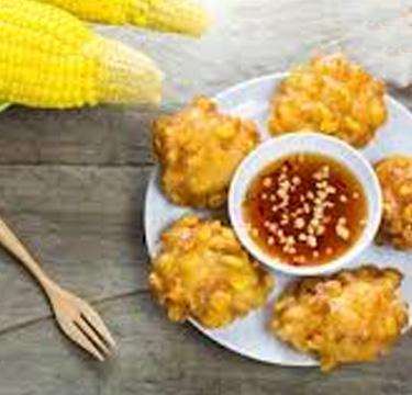 Thai Corn Ball