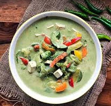 Thai Veg Green Curry