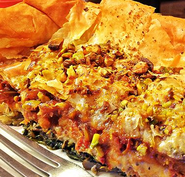 Vegetable 3 Layers