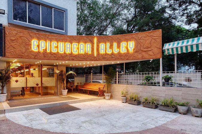 Epicurean Alley - Ahmedabad